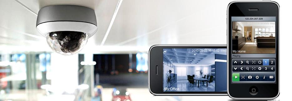 vidéosurveillance sur smartphone et tablette