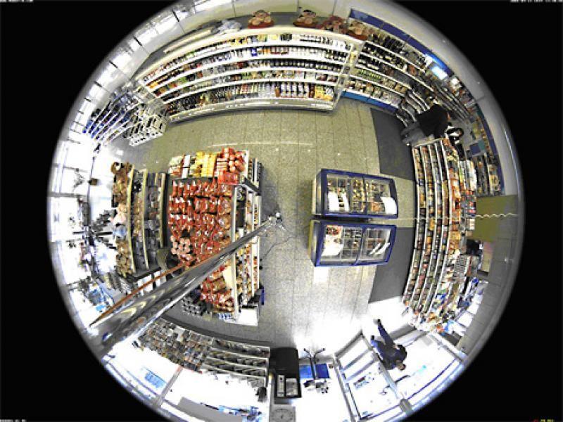 Les lieux d'utilisation des caméras panoramiques